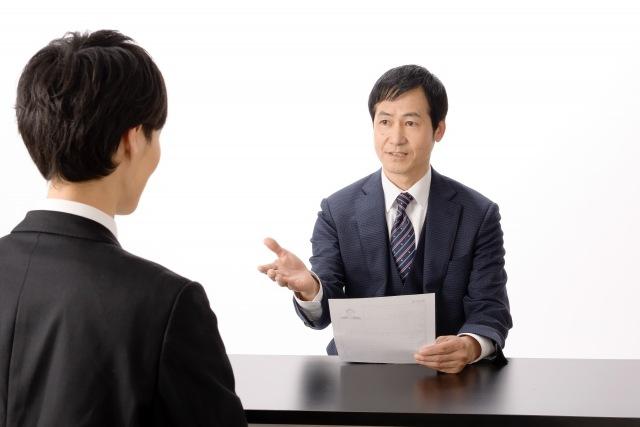 面試官要求使用英文自我介紹